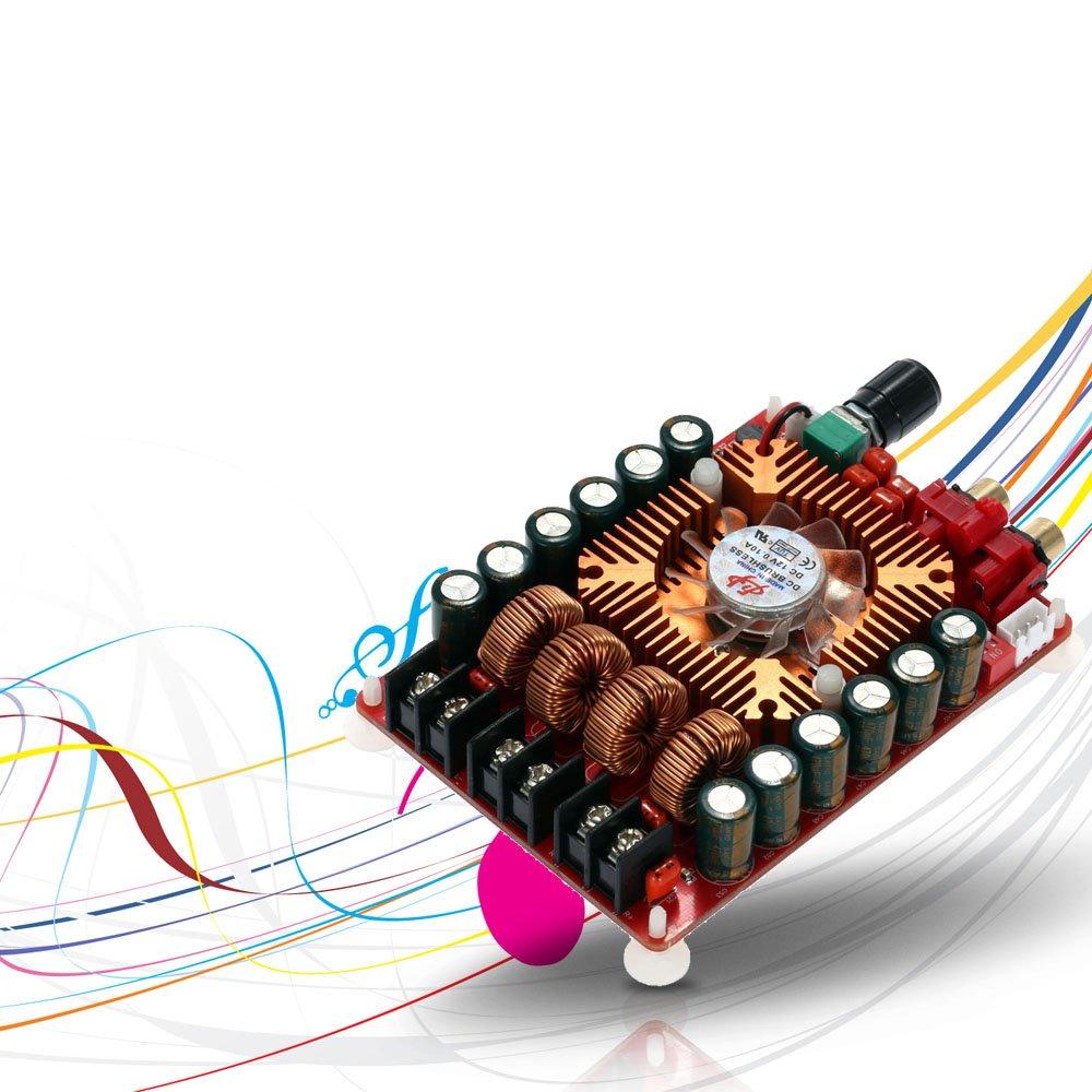流行 Wunes - TDA7498E アップグレードハイパワーデジタルアンプボードデュアルチャネルオーディオステレオアンプのサポートBTLモードモノラル220W - B07CN3WBTT 2* 160W TDA7498E B07CN3WBTT, 工作素材の専門店!FRP素材屋さん:0a1c4f20 --- tadkarecipes.com