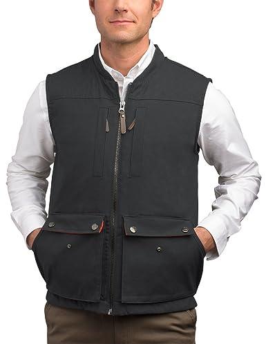 SCOTTeVEST Sportsman chaleco - 24 bolsillos: Amazon.es: Ropa y accesorios