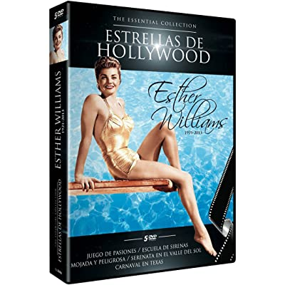 Estrellas de Hollywood - Pack Esther Williams [DVD]