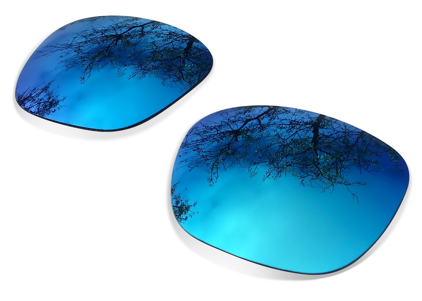 f8e8a640d6 SURe Polarized Ice Blue Replacement Lenses for Oakley Garage Rock  Sunglasses  Amazon.co.uk  Sports   Outdoors