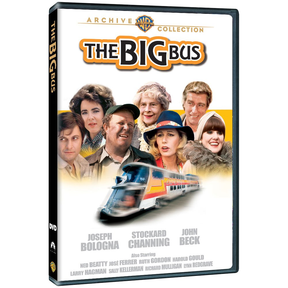 Big Bus [DVD-R]