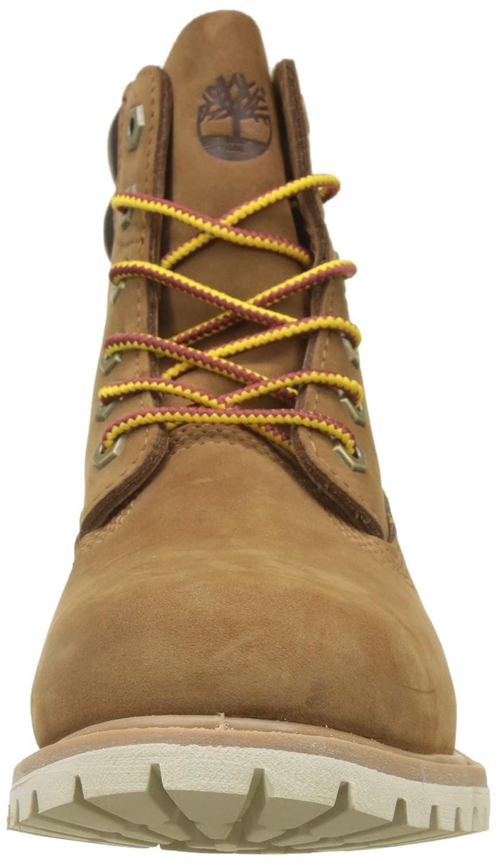 3e2e0586e89 Timberland Women's Waterville 6 Inch Basic Waterproof Boot: Amazon.co.uk:  Shoes & Bags