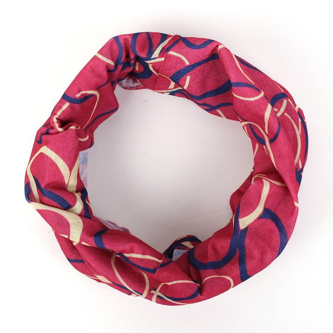 OUTERDO Multi-Funktions Kopftuch Halstuch Kopfbedeckung Haarband für Fahrrad Sport Ski