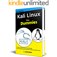 Kali Linux For Dummies (English Edition)