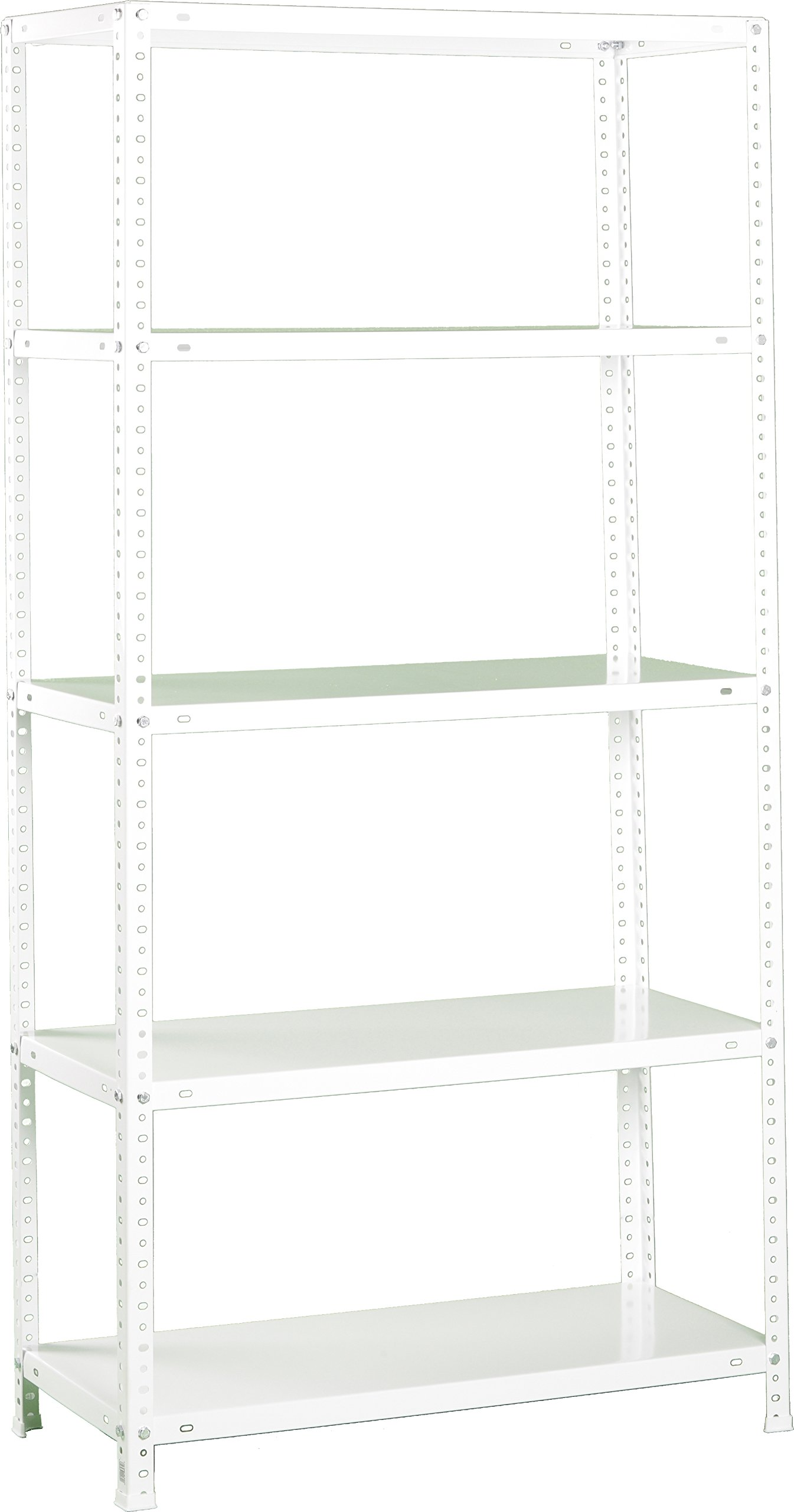 Simonrack 5/300 Kit Comfort Plus Shelf, White