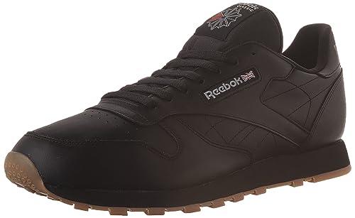 ReebokMen s Classic Leather Sneaker-M - Men s Classic Leather ... 7f330c5baddde