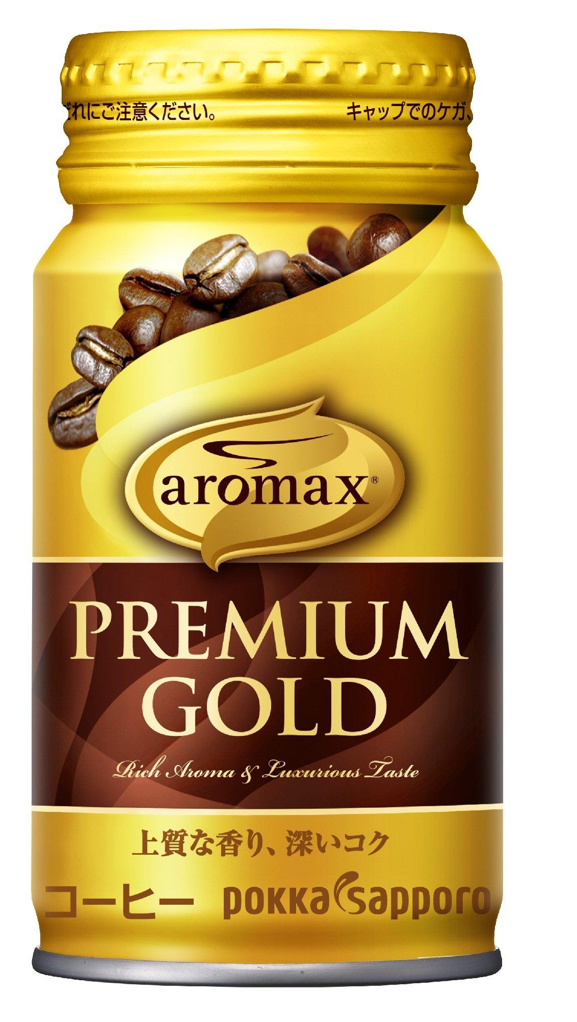Pokka Sapporo Aromax premium Gold 170mlX30 this