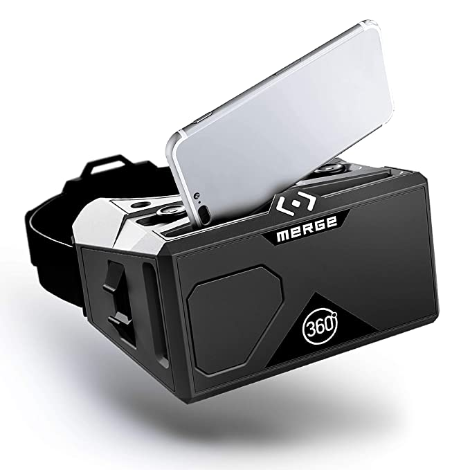 b5fc00ac9aad Amazon.com  Merge AR VR Headset - Augmented and Virtual Reality Goggles