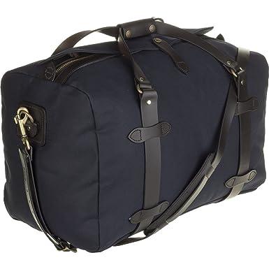 Filson Mens Medium Duffel Bag Navy One Size