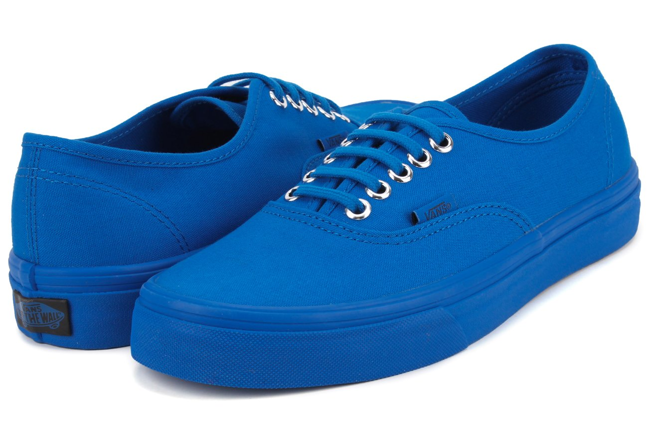 Vans Authentic M B01I2B7VSM 11.5 M US Women / 10 M Authentic US Men|Imperial Blue 6c042c