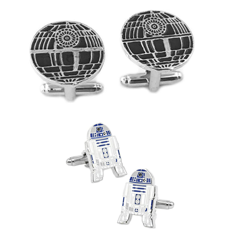 647d714768c Outlander Gear Star Wars 2 Pairs Death Star   R2-D2 Superhero 2018 Movie  Mens