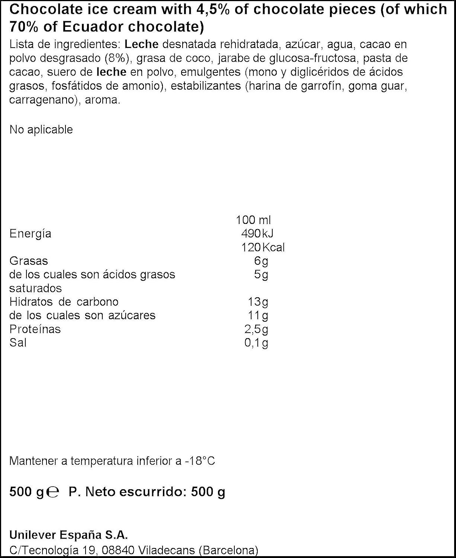 Carte dOr - Helado sabor Mandarina,Tarrina, 654 gr: Amazon.es: Alimentación y bebidas