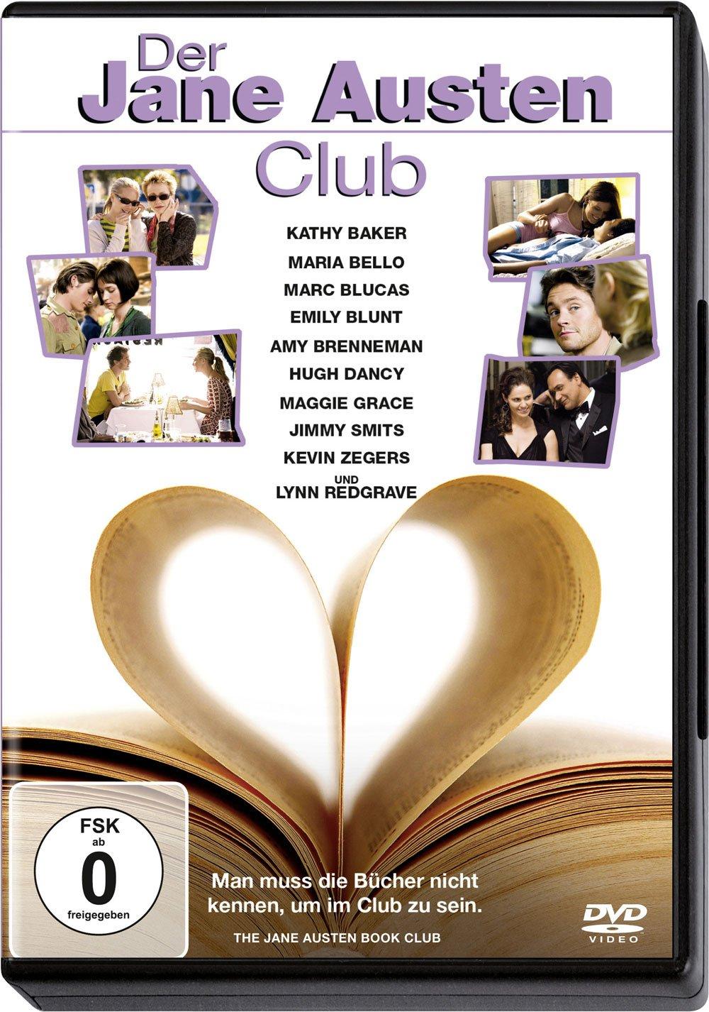 Der Jane Austen Club (I Feel Good!) [Alemania] [DVD]