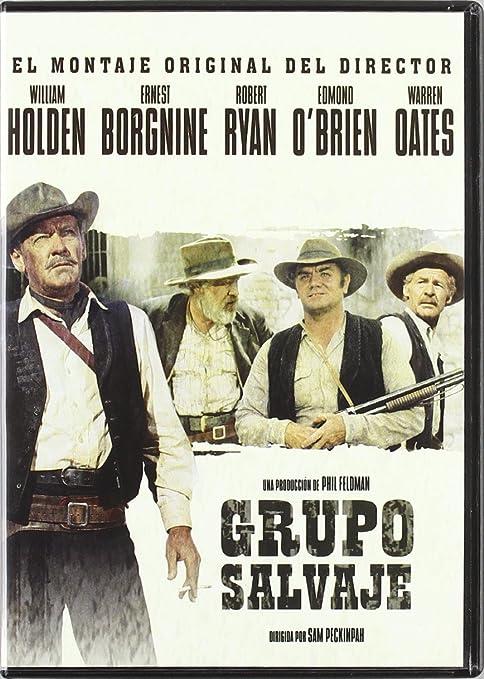 Grupo Salvaje [DVD]: Amazon.es: Varios: Cine y Series TV