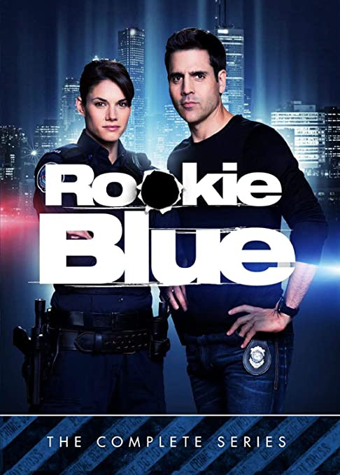 Rookie Blue The Complete Series Dvd Import Amazon Co Uk Rookie Blue Dvd Blu Ray