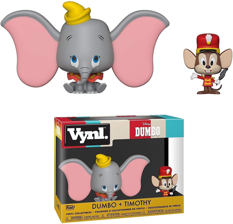 Multi Funko 34217 Vinile Disney Dumbo POP Figura 2 da collezione