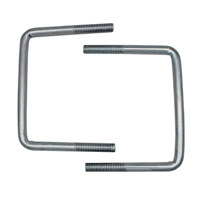 """Extreme Max 3001.0077 5"""" U-Bolt 2-Pack for High Mount Spare Tire Carrier (3001.0064), 2 Pack: Automotive"""