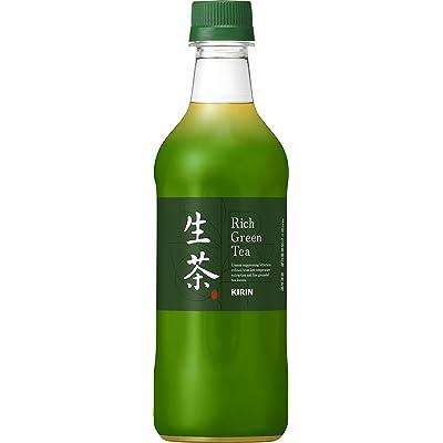 キリン 生茶 525ml PET×24本