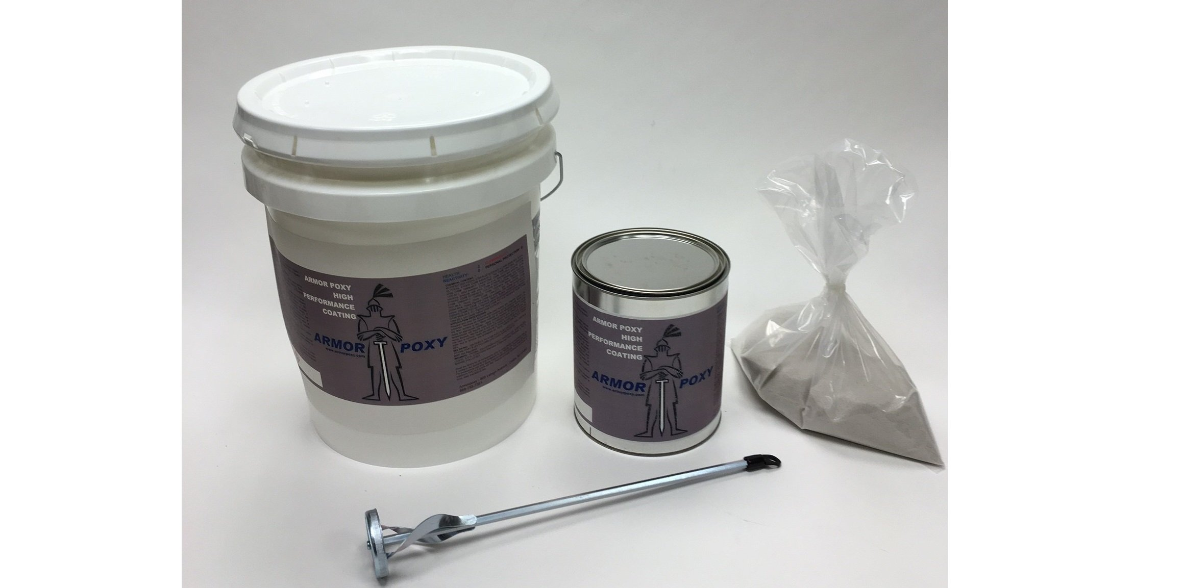 SELF LEVELING URETHANE MORTAR SLURRY WITH MIXER, Tile Red