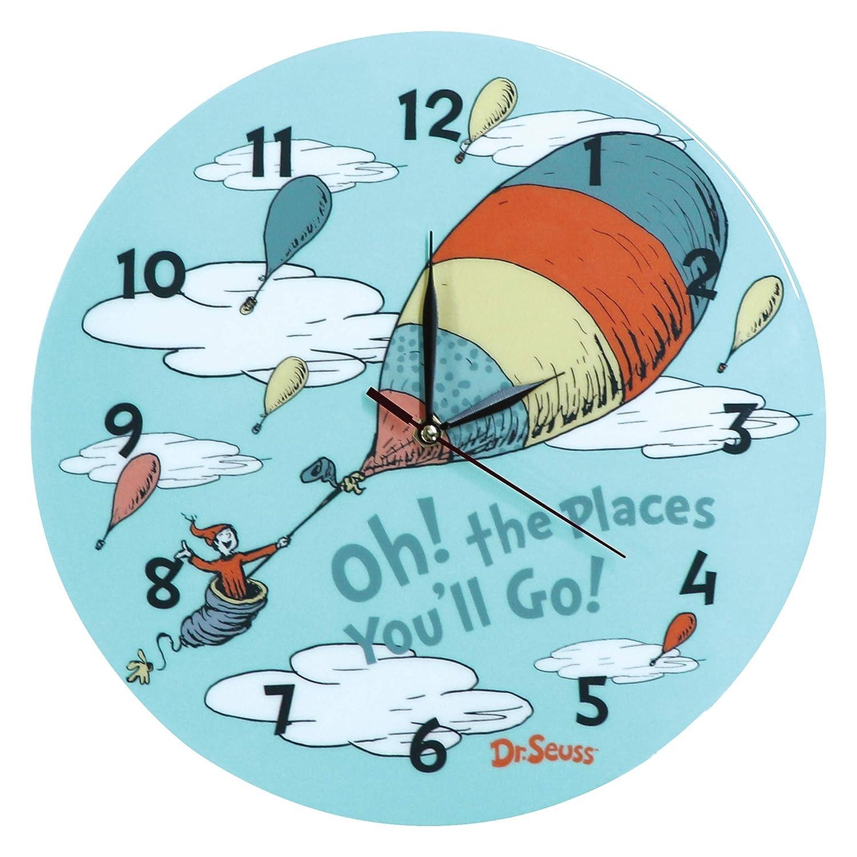 Trend Lab Dr. Seuss Unisex Wall Clock