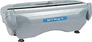 San Jamar SW18 Saf-T-Wrap Foil/Film Dispener for 18
