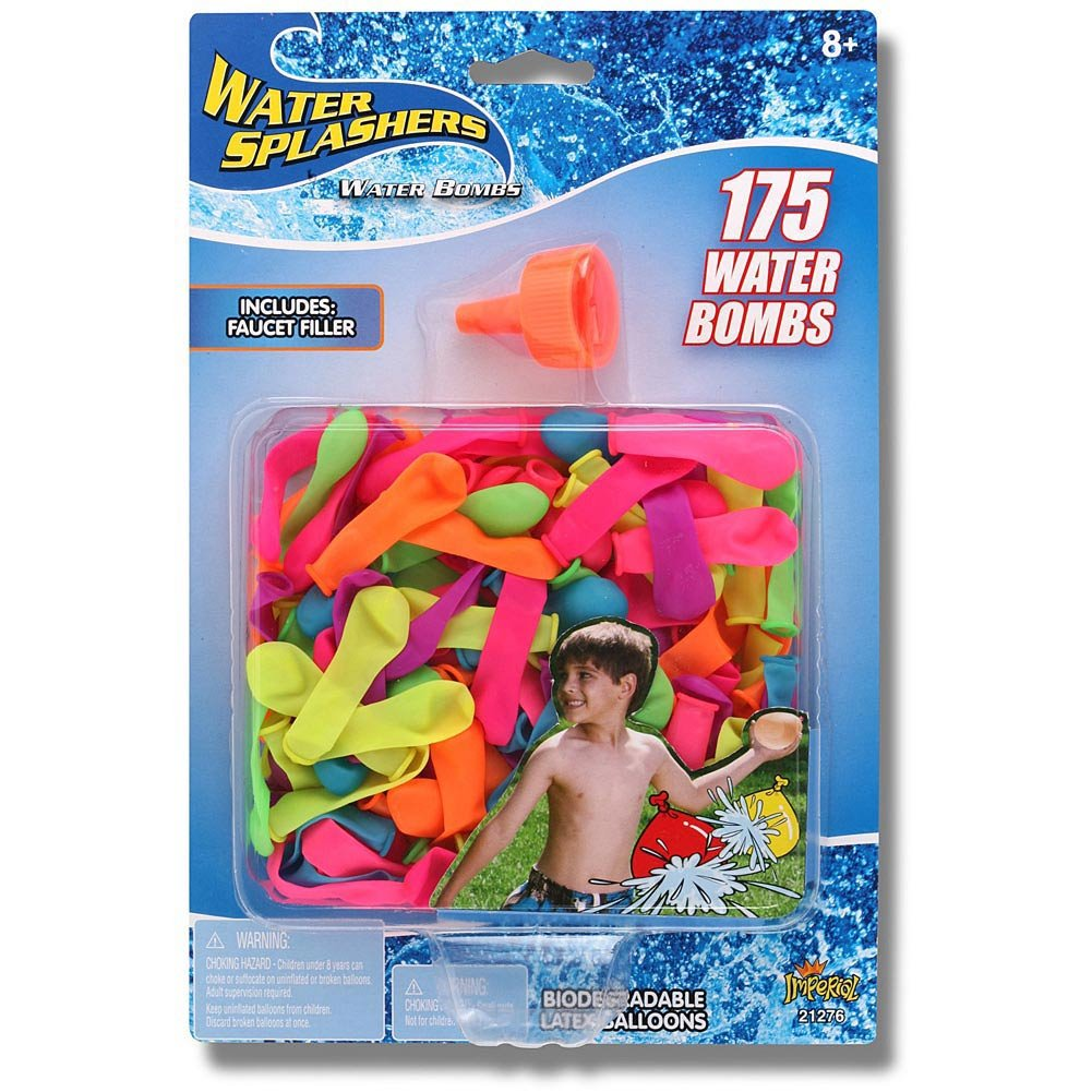 Imperial Toy - KAOS Imperial 175ct Biodegradable Latex Water ...