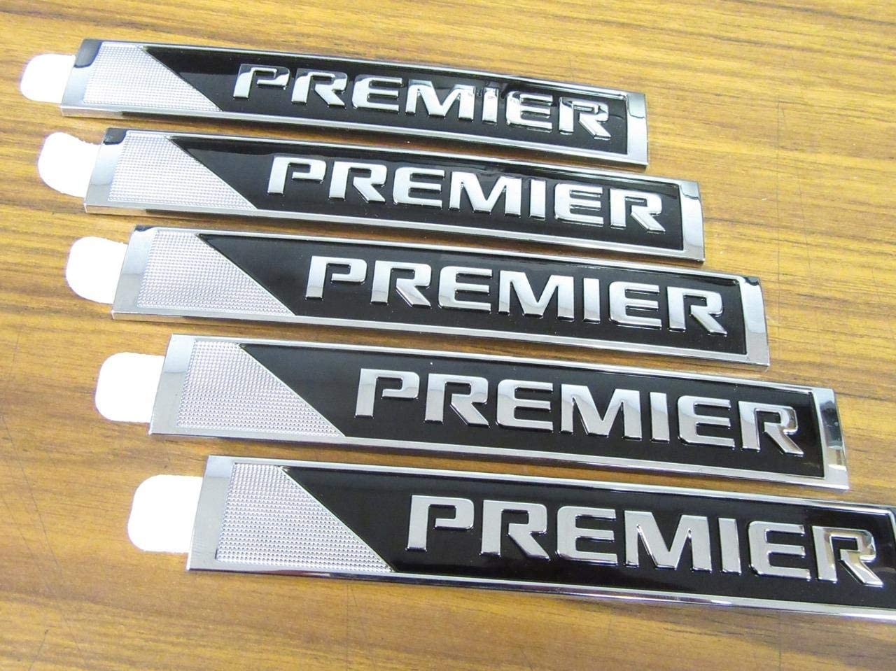 OEM 2016-2018 GM Chevy Sign Premier Emblem Decal Nameplate 23505738