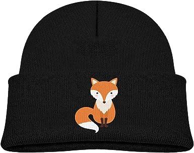 Cute fox beanie