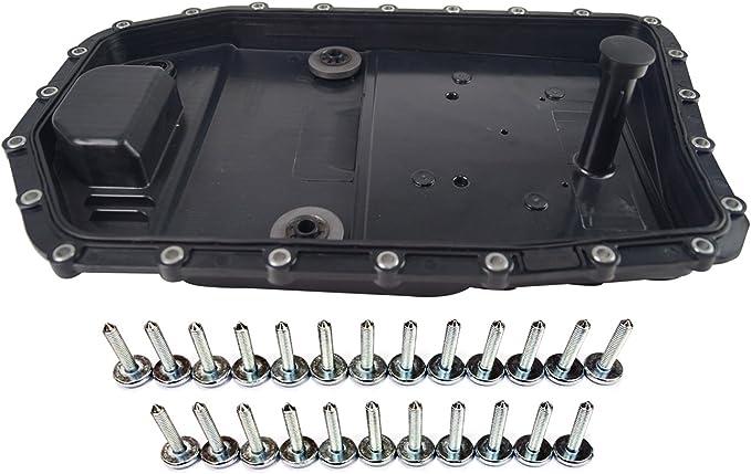 Set of Auto Trans Fluid Screen /& Oil Pan Gasket CRP for BMW E39 E46 3 5 Series