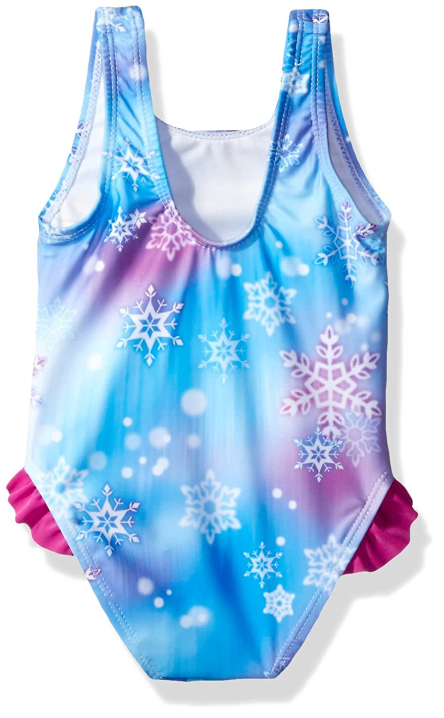 Disney Girls Little Frozen Infant Swimsuit