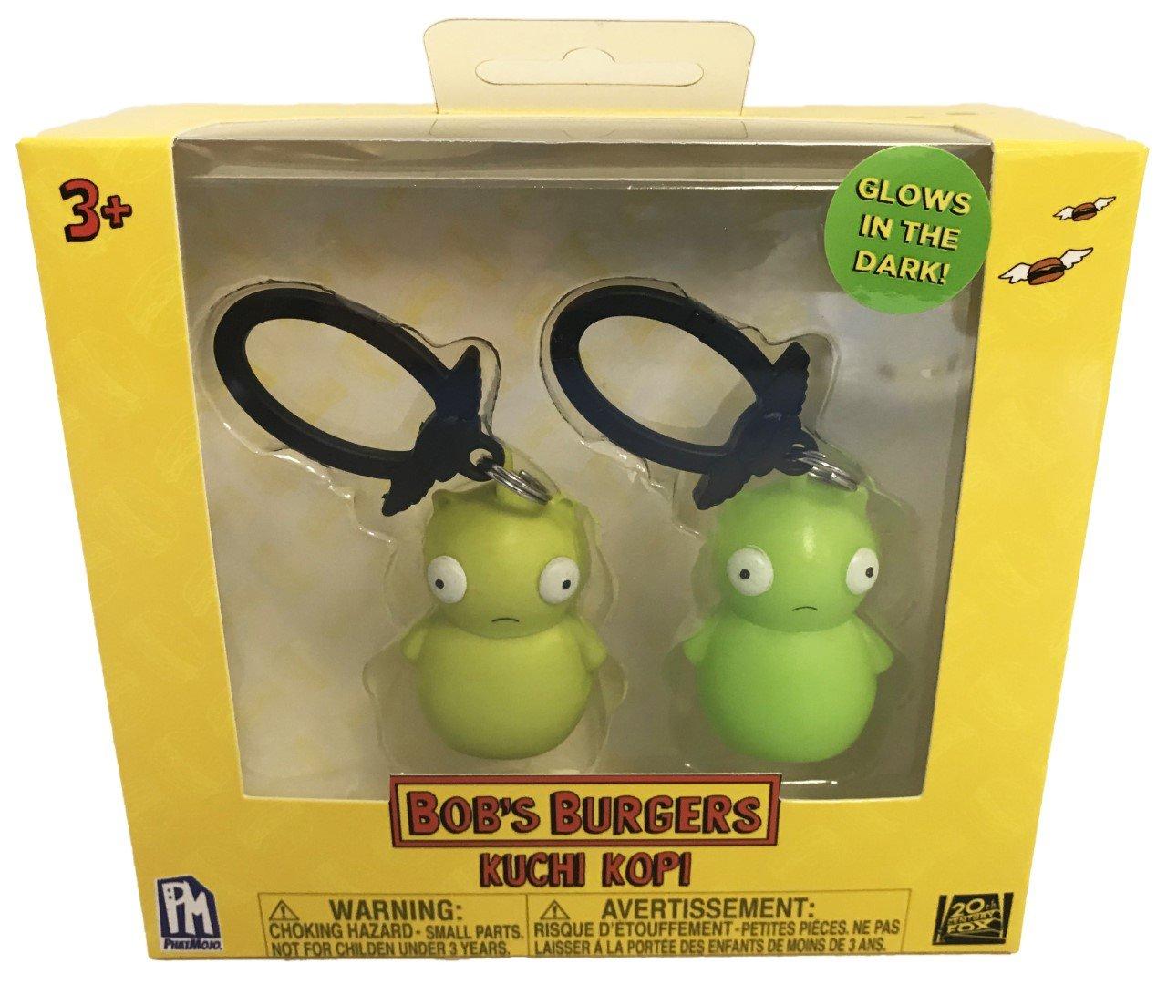 Bob/'s Burgers Kuchi Kopi Light-Up Figure Toy Glow in the dark Kids Xmas Gift