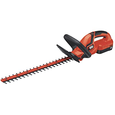 Black & Decker NHT2218 18-Volt Cordless Hedge Trimmer