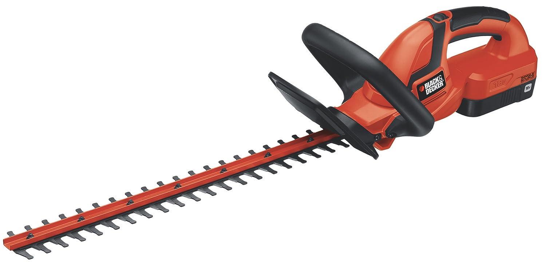 Black & Decker NHT2218 18 V inalámbrico cortasetos, 55, 9 cm (22 ...