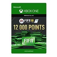 FIFA 18 Ultimate Team - 12000 Points FIFA | Xbox One - Code jeu à télécharger