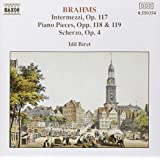 Brahms Klavier Stuecke Biret