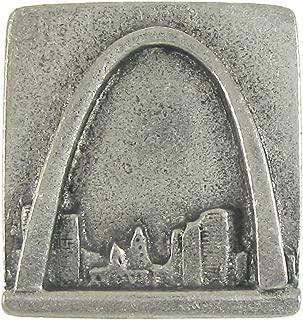 product image for Jim Clift Design St Louis Arch Lapel Pin