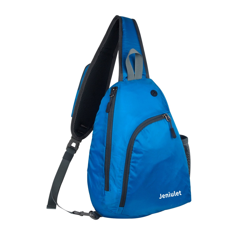 Sling Bag, CHERI Waterproof Backpack Crossbody Bag for Men Women Hiking Travel