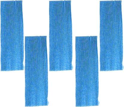 LOVIVER Filtro De Piezas De Repuesto De Purificador De Aire 5pcs para DAIKIN Kac979 A4 、 Kac998 A4 MCK57: Amazon.es: Hogar