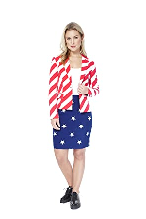 Amazon Com Opposuits Official Crazy Women Suits In Multiple Designs
