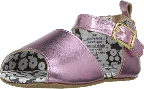 Robeez Baby Girls Dream Among The Stars Soft Sole Infant//Toddler