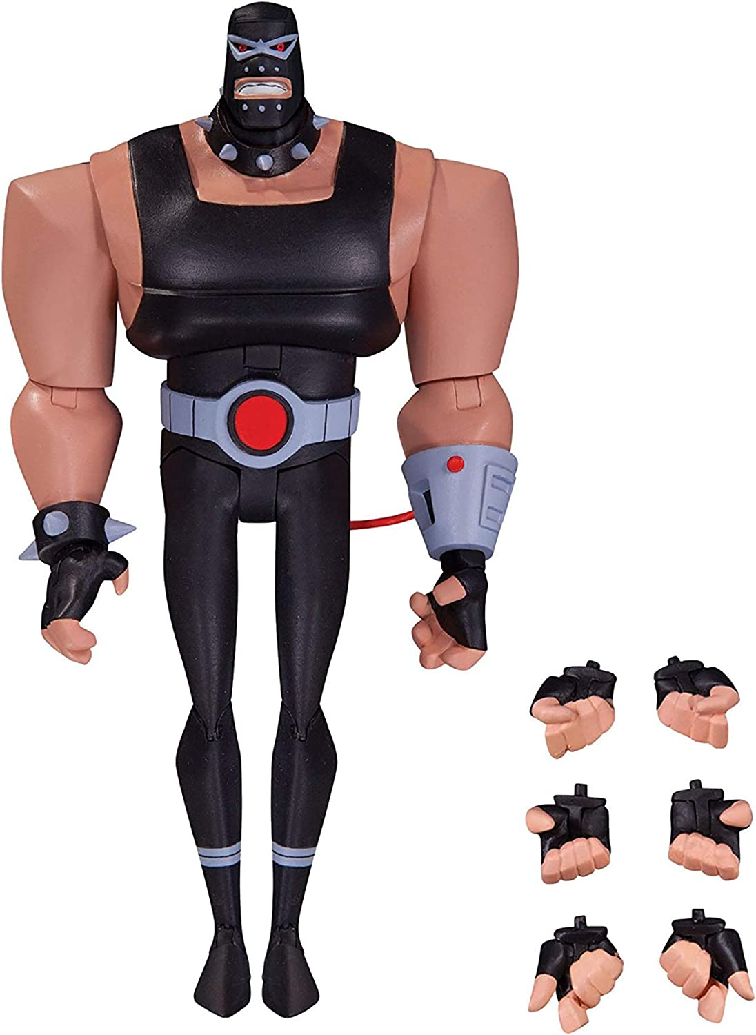Bane Action Figure emballages endommagés DC Collectibles The New Batman Adventures