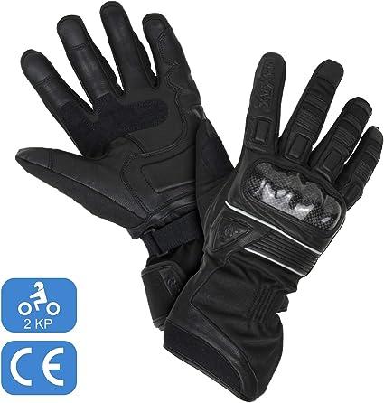 Imperm/éable et Coupe-Vent Gant pour Moto Gants Moto Hiver Femme Homme Hiver Randonn/ée et Autres Sports de Plein Air XXL
