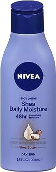 NIVEA Shea Daily Moisture Body Lotion 6.8 fl oz
