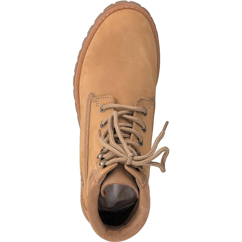 Tamaris 1-1-25242-30 Stiefel, Damen Stiefel, Stiefel, 1-1-25242-30 Stiefeletten für die modebewusste Frau Camel 6b0ccb