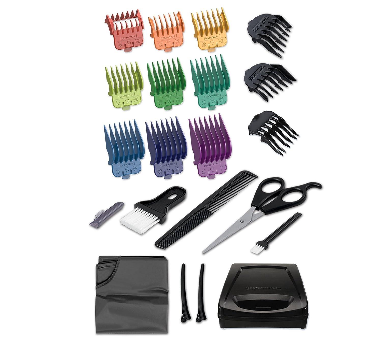 Cortadora de cabello Precision Max Colors (kit con 20 piezas)   Amazon.com.mx  Salud 7b21401d36bc