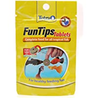 Tetra Fun Tips Tropical Aquarium Adhesive Treats, 20 Count