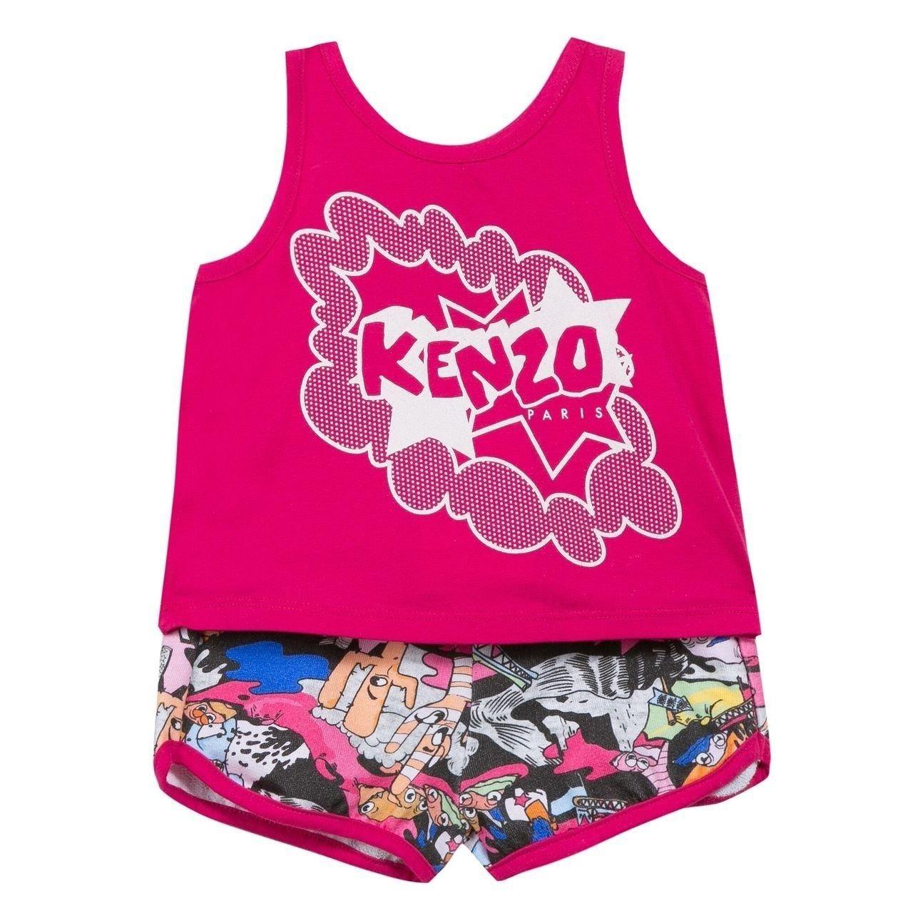 Kenzo Blush Set KJ37007