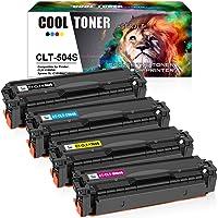 Cool Toner Compatible Toner Cartridge Replacement for CLT-K504S CLT-M504S CLT-C504S CLT-Y504S for Samsung CLT-504S…