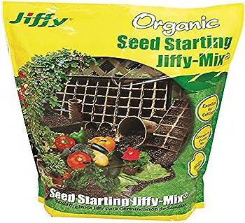 Jiffy Seed Starting Soil