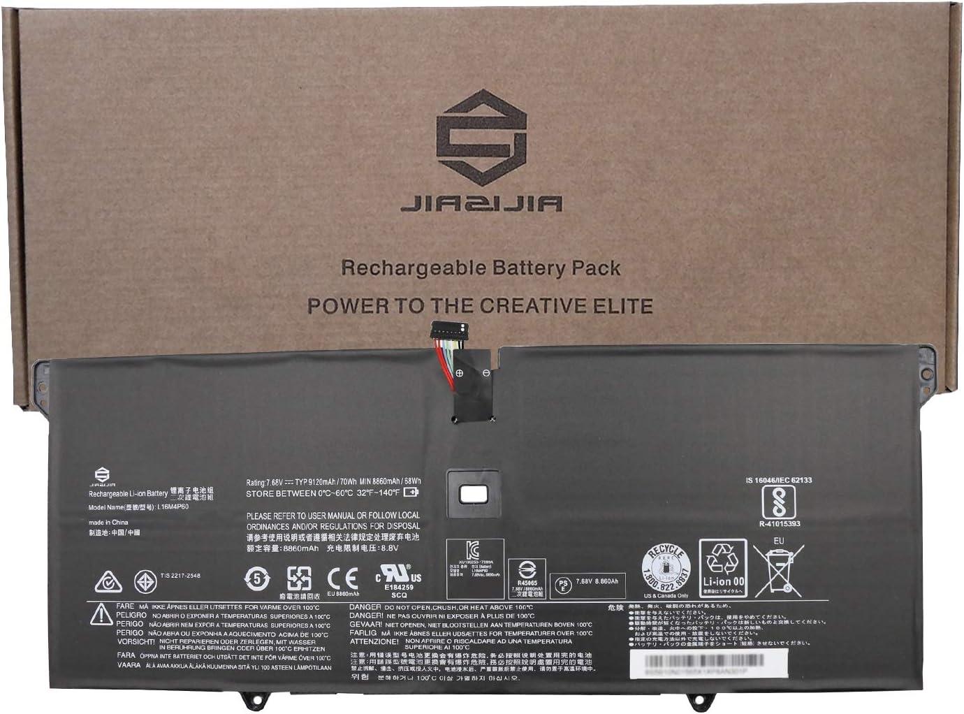 bateria Lenovo IdeaPad Yoga 920-13IKB Flex Pro-13IKB 5B10N01